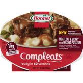 Hormel Homestyle Meatloaf&mashed Potatoes...