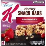 Kellogg's Special K Chewy Red Berries Snack Bars
