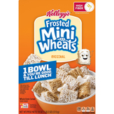 Kellogg's Original Frosted Mini-wheats Breakfast Cereal
