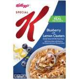 Kellogg's Special K Breakfast Cereal, Blueberry Lemon