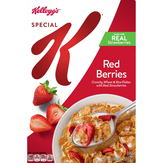 Kellogg's Special K Breakfast Cereal, Red Berries With Real Strawberries