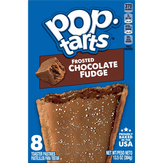 Pop-tarts Toaster Pastries, Chocolate Fudge, Frosted, 8 Pack