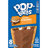 Pop-tarts Toaster Pastries, S'mores, Frosted, 8 Pack