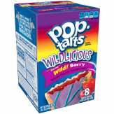 Kellogg's Frosted Wild Berry Pop-tarts