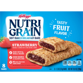 Nutri-grain Strawberry Cereal Bars