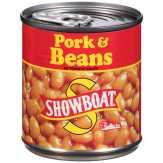 Showboat In Tomato Sauce Pork&beans