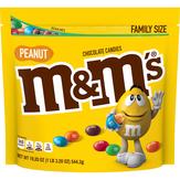 M&m's Peanut M&m's