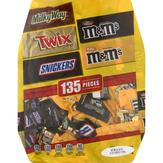 Mars Wrigley 135 Pieces Chocolate Candies