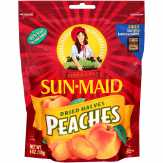 Sun-maid  Dried Halves Peaches