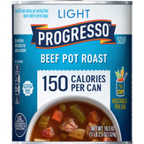Progresso Light, Beef Pot Roast Soup