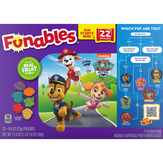 Funables Fruit Flavored Snacks