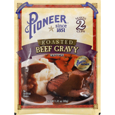 Pioneer Brand Roasted Beef Gravy Mix