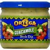 Ortega Guacamole Style Dip