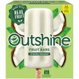 Nestle Outshine Creamy Coconut Fruit Bars