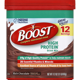 Boost High Protein Rich Chocolate Complete Nutritional...