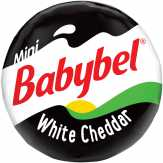 The Laughing Cow  Mini Babybel White Cheddar Cheeses...