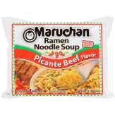 Maruchan Picante Beef Flavor Ramen Noodle Soup