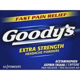 Goody's Extra Strength Headache Powders