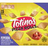 Totino's  Pepperoni Pizza Rolls - 15 Ct