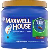 Maxwell House Coffee, Ground, Medium, Original Roast, Decaf