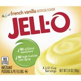 Jell-o Jell-o French Vanilla Instant Puddi...