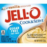 Jell-o Cook & Serve Vanilla Pudding & Pie...
