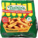 Nathan's Jumbo, Crinkle Cut French Fries