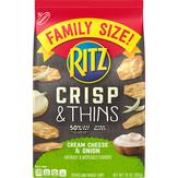 Nabisco Ritz Crisp & Thins, Potat