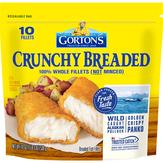 Gorton's  Crunchy Breaded Fish Fillets - 10 Ct