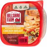 Hillshire Farm  Deli Select Rotisserie Seasoned Chicken Breast Ultra Thin