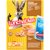Oscar Mayer Ham & American Cracker Stackers Lunchables Lunch Combinations