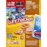 Oscar Mayer Ham & American Cracker Stackers Lun...
