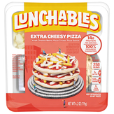 Oscar Mayer Extra Cheesy Pizza Lunchables Lunch...