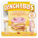Oscar Mayer Ham & Swiss With Crackers Lunchable...