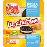 Oscar Mayer Turkey & American Cracker Stackers Lunchables Lunch Combinations
