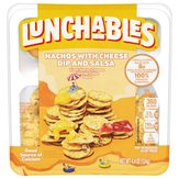 Oscar Mayer Nachos, Cheese Dip & Salsa Lunchabl...