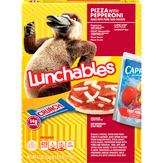 Oscar Mayer Pizza With Pepperoni Lunchables Lun...