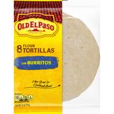 Old El Paso Burritos Flour Tortillas