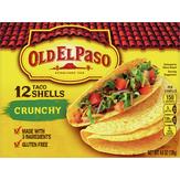 Old El Paso  Crunchy Taco Shells - 12 Ct