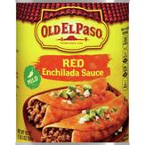 Old El Paso Red Mild Enchilada Sauce
