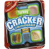 Armour  Lunch Makers Cracker Crunchers Wit...