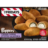 T.g.i. Friday's Poppers Cream Cheese Stuffed Jalapeños