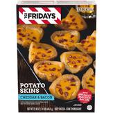 T.g.i. Friday's  Potato Skins Value Size Cheddar & Bacon