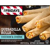 T.g.i. Friday's Chicken & Cheese Quesedilla Rolls