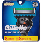 Gillette Fusion Proglide Power Razor Cartridges, Pkg.
