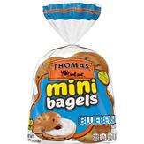 Thomas ' Mini Bagels Blueberry - 10 Ct