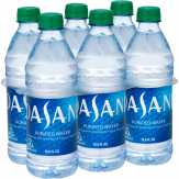 Dasani Purified .5 L Water