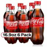 Coca-cola Soft Drink, 6 Ct.