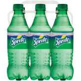 Sprite Soft Drink, 6 Pk.