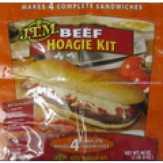Jtm  Beef Hoagie Kit